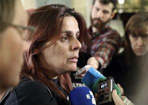 Les dones en vaga de fam a la Puerta del Sol abandonen la protesta