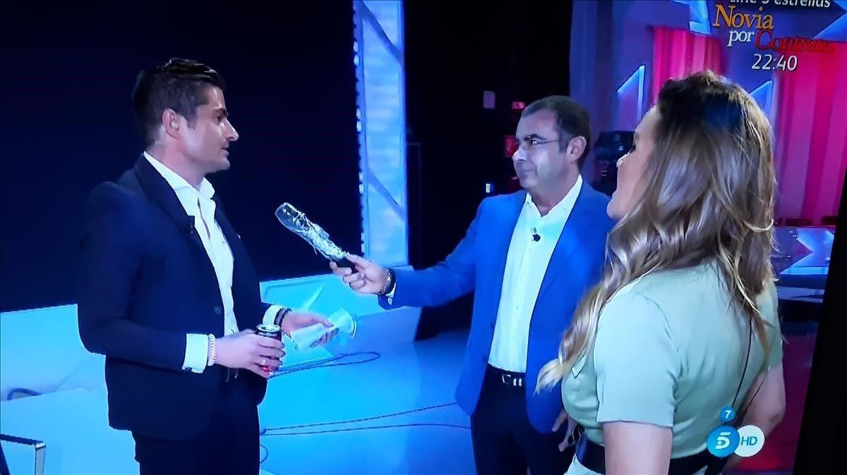 Merlos, J.J. Vázquez y Marta López (T-5).