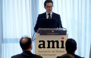 Ramón Alonso, director general de la AMI.