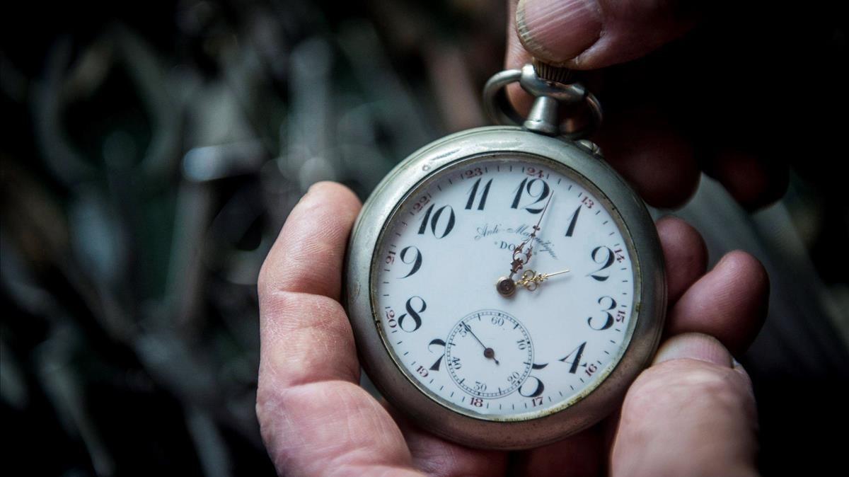 Reloj de bolsillo de colección