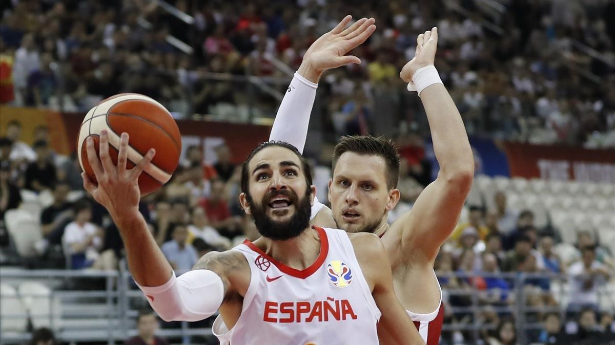 Mundial de bàsquet: Espanya-Polònia, en directe 'online'