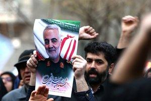 El general Soleimani era el encargado de las operaciones fuera de Irán de los Guardianes de la Revolución.