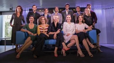 'Velvet colección' trae el glamur a una Barcelona agitada