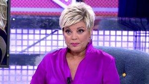 Terelu Campos se despide de 'Sálvame' en la nueva entrega de 'Sábado deluxe' en Telecinco