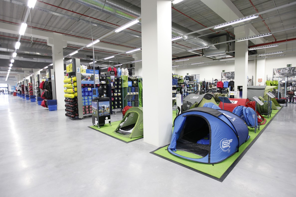 Decathlon abrirá en pleno centro de Madrid en el antiguo Mercado de Fuencarral