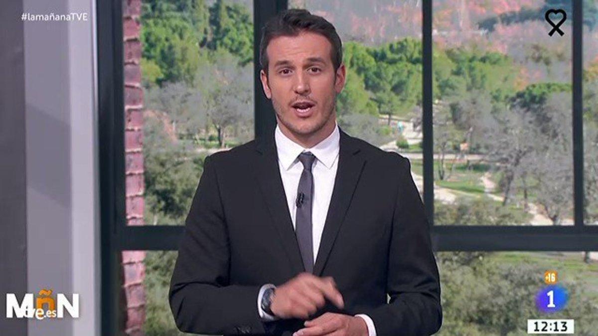 El PP acusa a TVE de hacer propaganda del PSOE y Unidas Podemos con su lazo negro