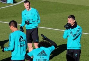 Zidane assegura que el Madrid encara el clàssic sense cap ansietat
