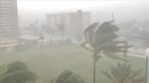 La tempesta tropical 'Gordon' es converteix en huracà al sud dels EUA