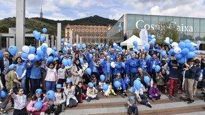 Uns 5.000 nens vulnerables participen en el Dia del Voluntari de La Caixa