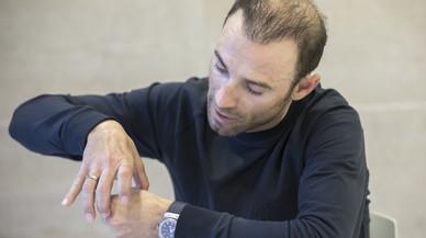 """Alejandro Valverde: """"Me dije a mí mismo: 'la carrera deportiva se ha acabado'"""""""