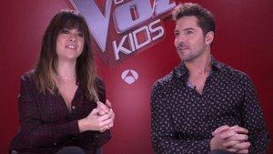 Parlem amb Vanesa Martín i David Bisbal de 'La voz kids': «Els nens ens donen lliçons a nosaltres»