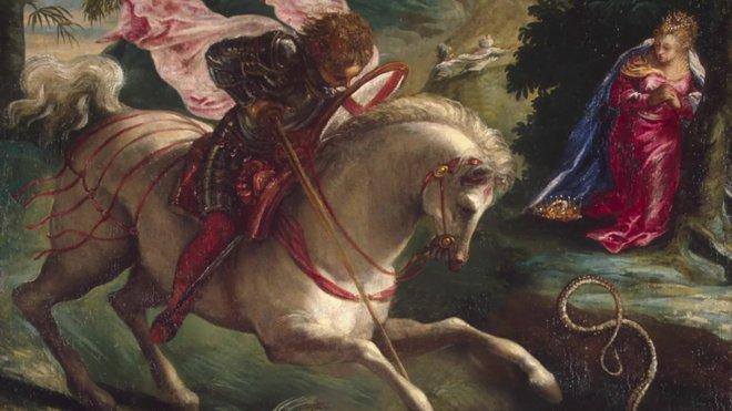Vídeo que el Museo Hermitage dedicó a Barcelona por Sant Jordi, para reivindicar su sede en la capital catalana.