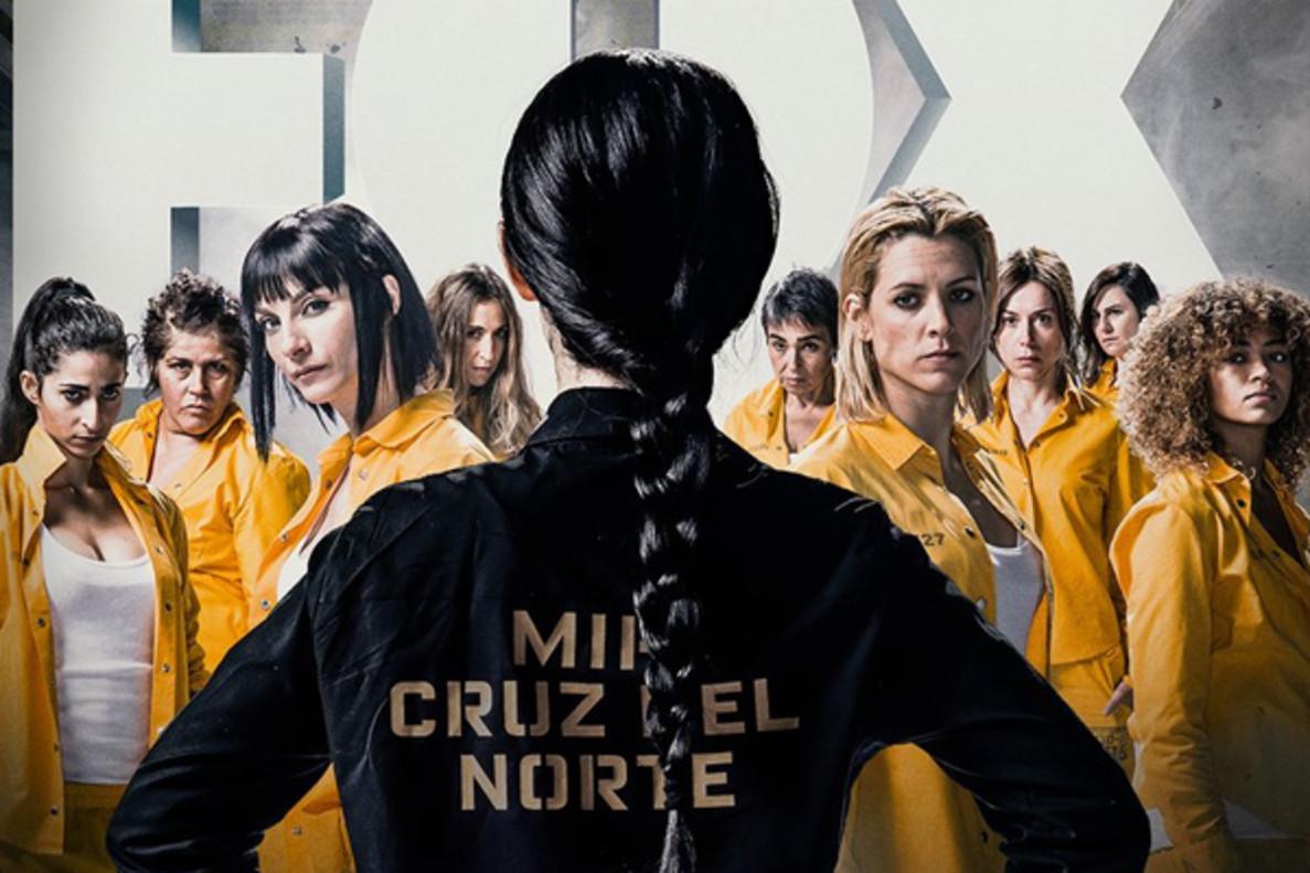 Las presas de 'Vis a vis', listas para asaltar FOX España en abril