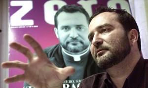 Mor José Mantero, el sacerdot homosexual que va ser portada de 'Zero'
