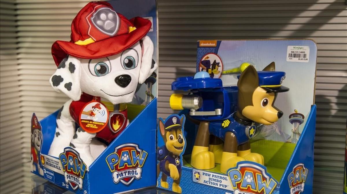 Los catálogos de juguetes fomentan los estereotipos de género