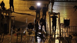 Israel retira els detectors de metall de l'Esplanada de les Mesquites