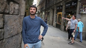"""Ludovic Nau, tècnic de Barcelona Activa: """"Detecto oportunitats i ofereixo recursos"""""""