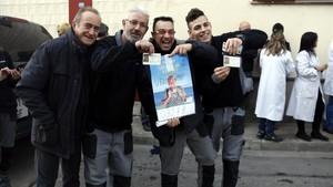 Cinquè premi de la loteria de Nadal 2017: 03278, a Manlleu