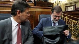 Catalá treballa en el sector privat sense autorització del Congrés dels Diputats