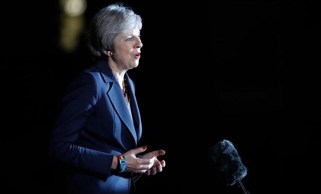 May viatjarà a Brussel·les en una setmana «crucial» per al 'brexit'