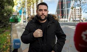 La Fiscalia demana que s'arxivi la causa oberta a Dani Mateo per haver-se mocat amb la bandera d'Espanya