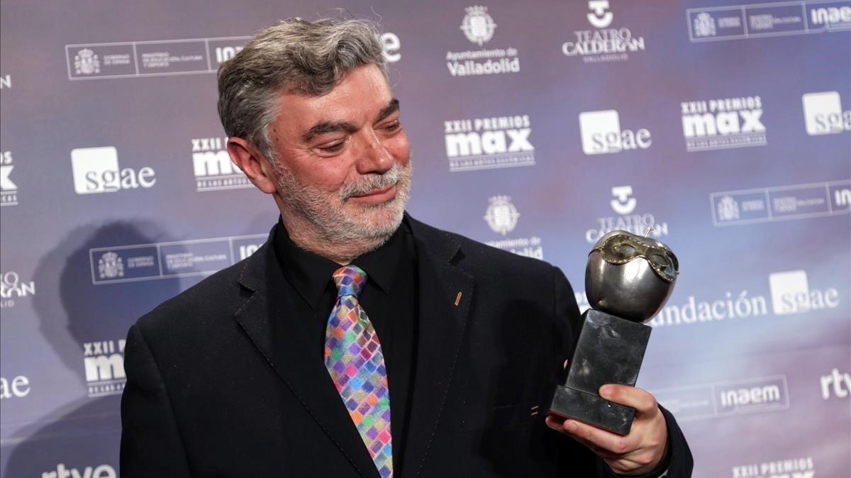 'La Ternura', mejor espectáculo de teatro en los XXII Premios Max
