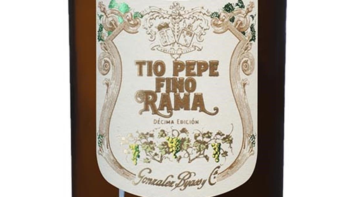 Tío Pepe Fino en Rama