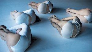 Un momento de 'Wu Wei', coreografia de Raquel Klein.