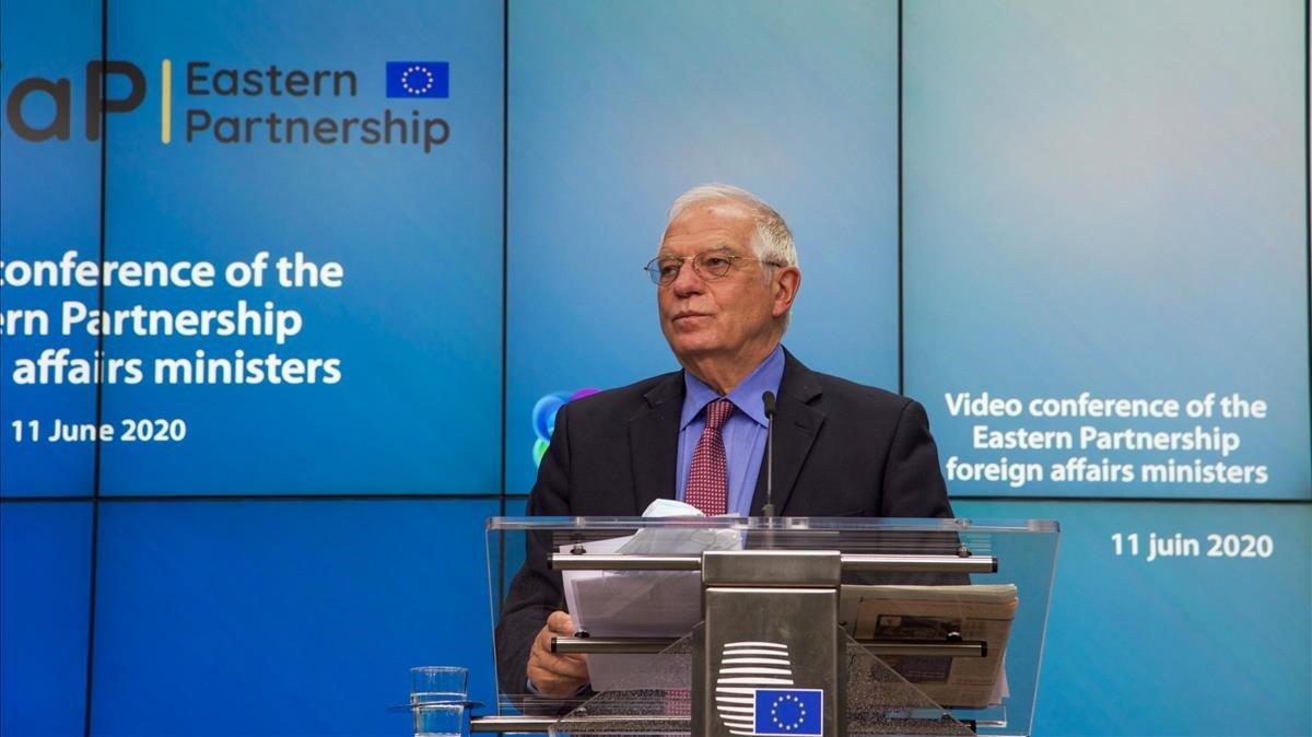 La UE estudia mantenir les restriccions amb els EUA, Rússia i el Brasil quan reobrin les fronteres exteriors