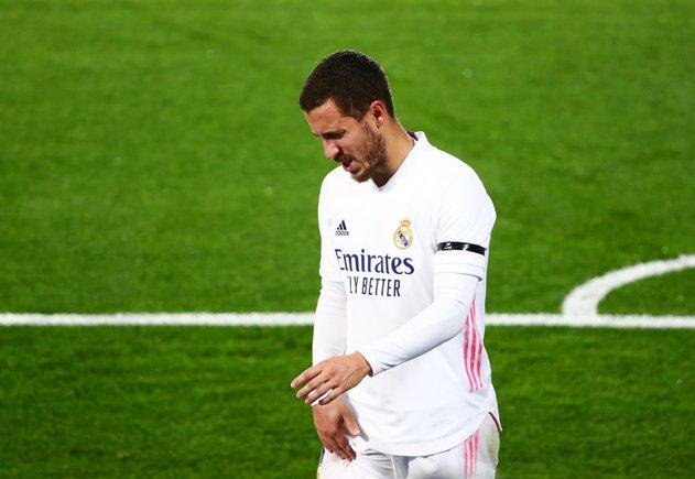 El Madrid viaja a Ucrania sin Hazard