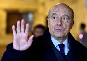 Alain Juppe, posible relevo de Fillon.
