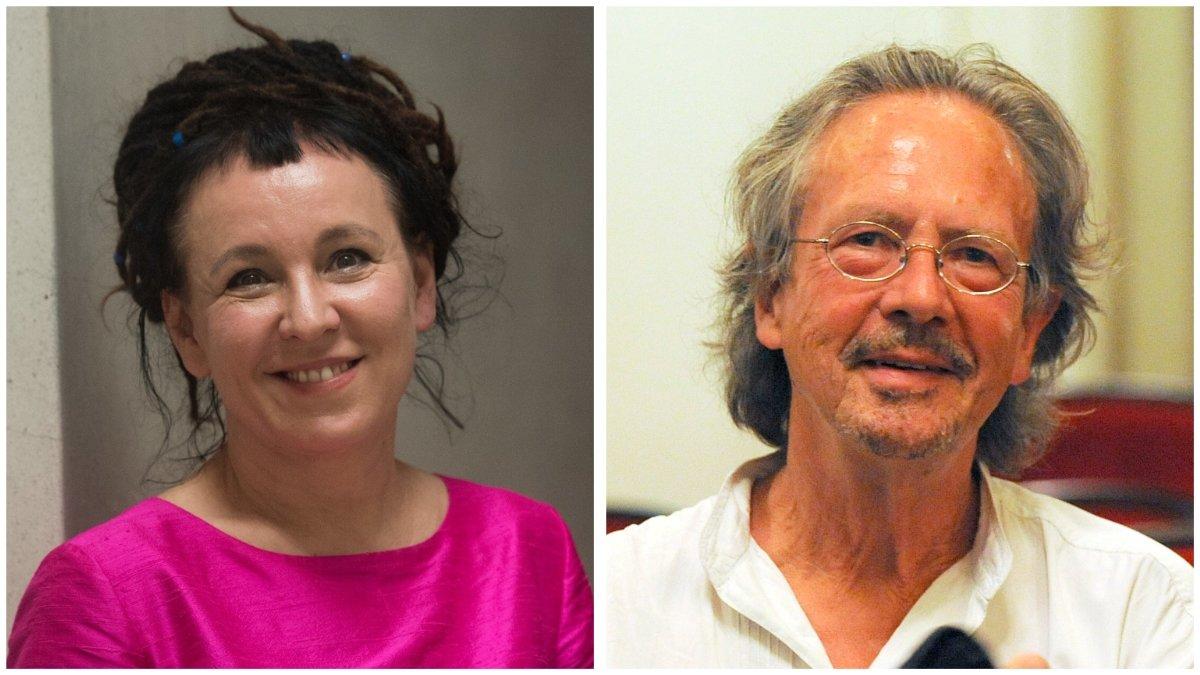 Olga Tokarczuk i Peter Handke, dos Nobel per a Centreeuropa