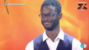 La poesia de César Brandon guanya 'Got Talent'