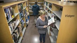 AL ALCANCE DE LA MANOEn tiempos de crisis, en las bibliotecas puedes encontrar todo lo que buscas.