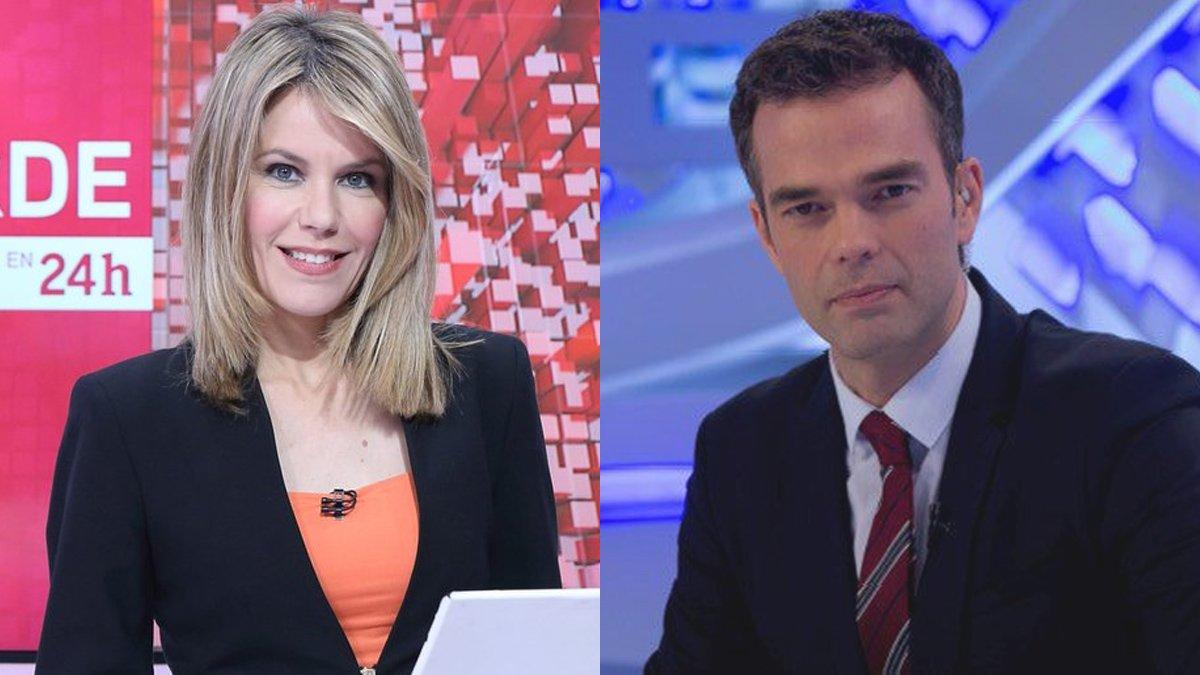 Ana Belén Roy e Igor Gómez.