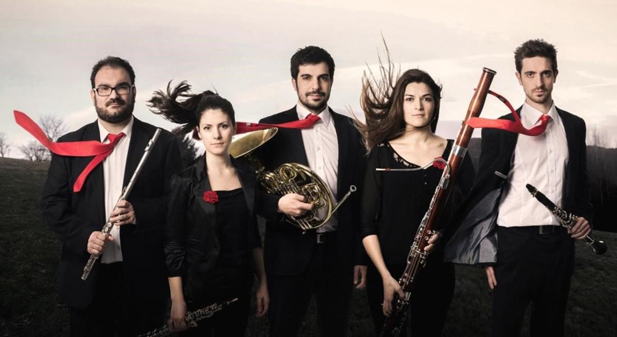 Azahar Ensemble (Born Centre Cultural, 7 de agosto).