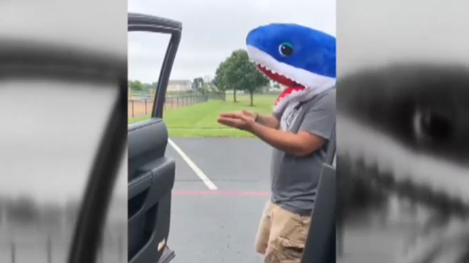 El nou repte a internet: 'Baby shark challenge'