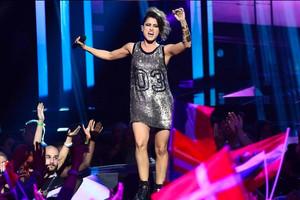 Filtrado el ensayo de figuración de Barei en Eurovisión que ha desatado la crítica y la polémica sobre TVE y el Festival