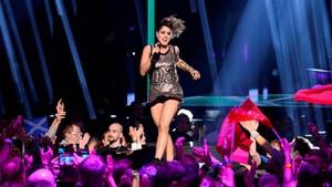 Barei provoca con su actuación en Eurovisión el aplauso del Globe Arena y de las redes sociales