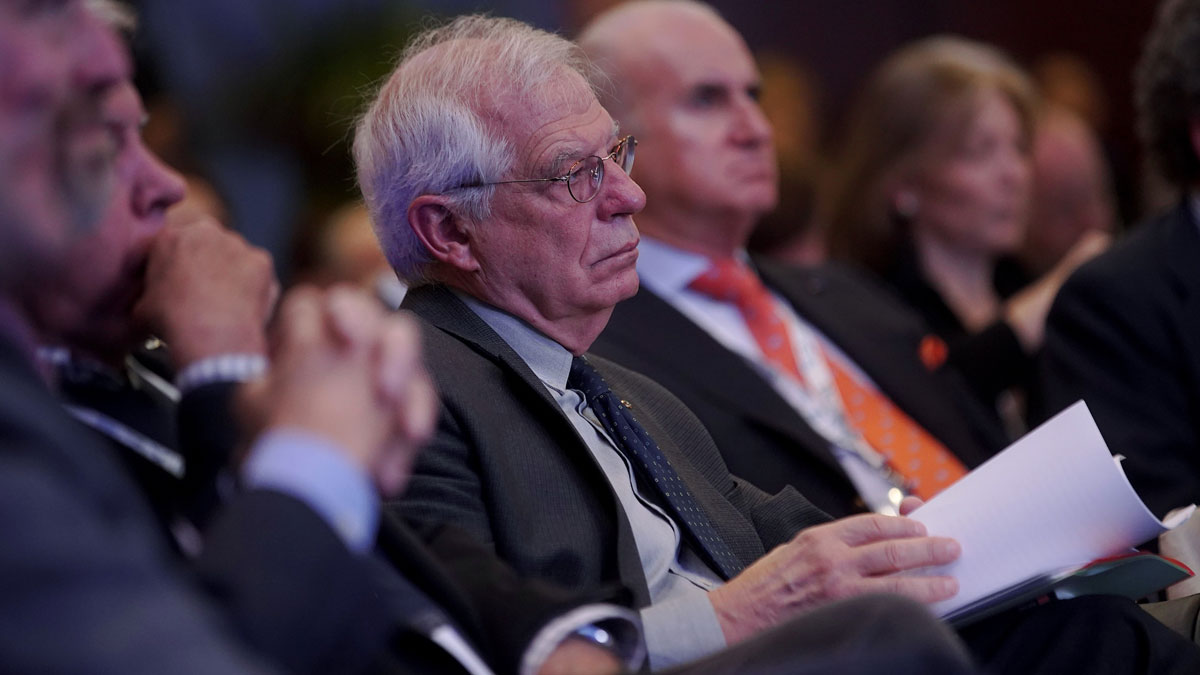 Borrell asegura que se recurrirá la apertura de nuevas embajadas si quebrantan la ley.