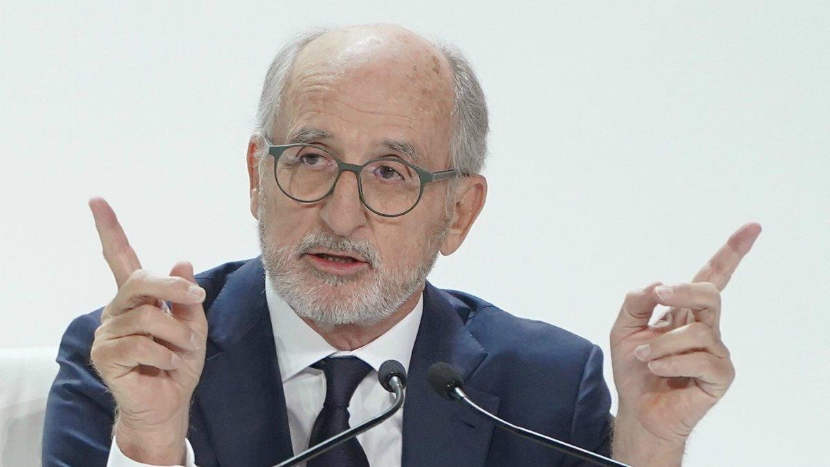 Antoni Brufau.