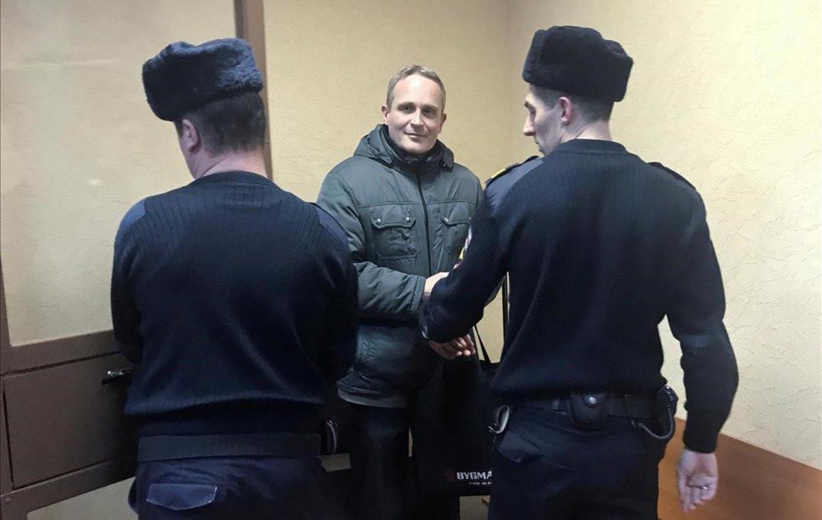 Rusia condena a seis años de cárcel a un Testigo de Jehová