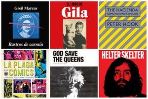 Cultura pop: 12 libros recomendados para Sant Jordi 2019