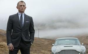 Daniel Craig, en una escena de 'Skyfall'.
