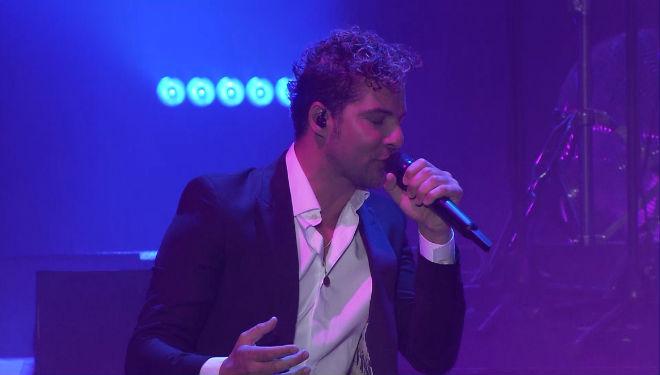 El cantante almeriense, David Bisbal, lanzará a principios de enero su nuevo trabajo discográfico.