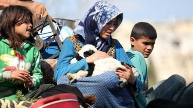 La guerra siria: más frentes, más países y menos perspectivas de acabarse