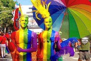 Orgullo gay: celebrando 50 arcoíris