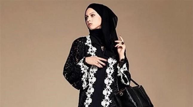 Primera colección con Hiyab creada por Dolce & Gabbana.