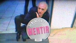 Cake Minuesa, Javier Negre y Eduardo Inda protagonizan 'Sensación de mentir' en 'Todo es mentira'