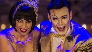 Elena Gadel e Ivan Labanda, nuevos protagonistas de Cabaret.
